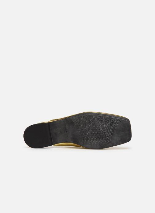 Mules et sabots Vagabond Shoemakers Dolores 4504-083 Or et bronze vue haut