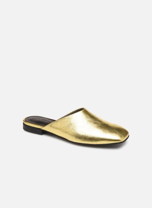 Mules et sabots Vagabond Shoemakers Dolores 4504-083 Or et bronze vue détail/paire