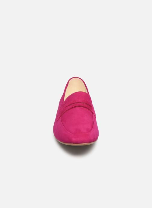 Mocassins Vagabond Shoemakers Ayden 4505-240 Violet vue portées chaussures