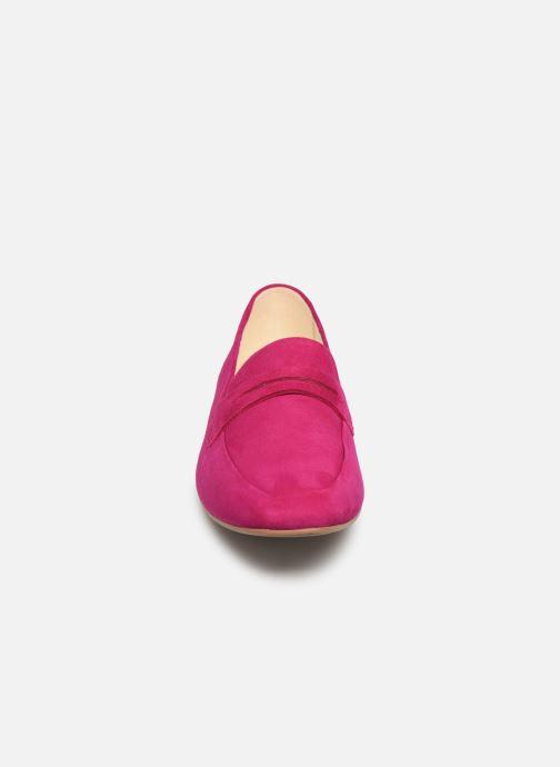 Mocasines Vagabond Shoemakers Ayden 4505-240 Violeta      vista del modelo