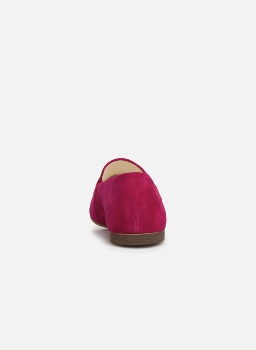 Mocassins Vagabond Shoemakers Ayden 4505-240 Paars rechts