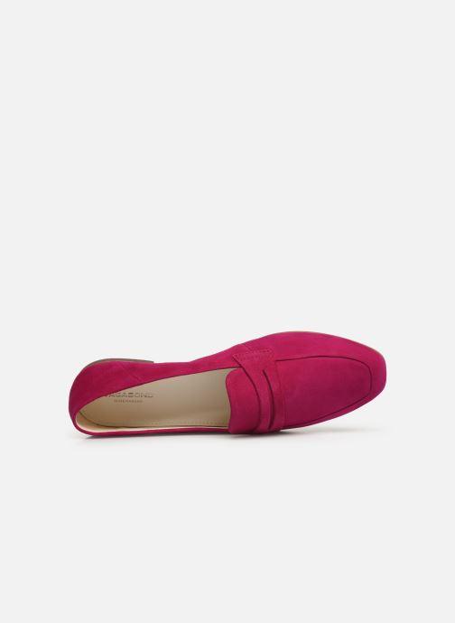 Mocassins Vagabond Shoemakers Ayden 4505-240 Violet vue gauche