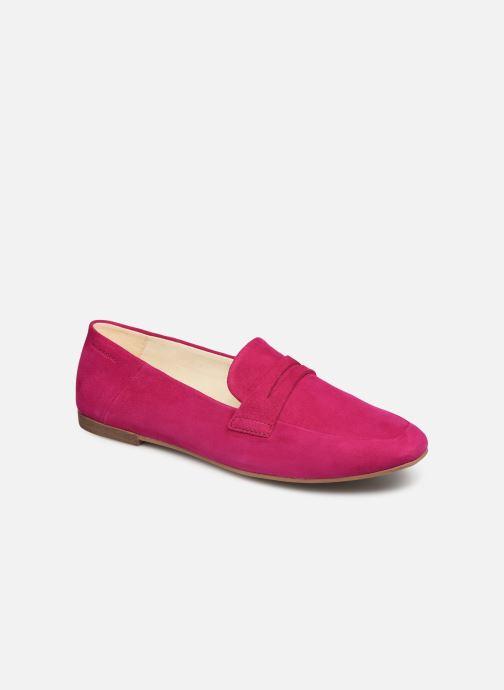 Mocassins Vagabond Shoemakers Ayden 4505-240 Paars detail