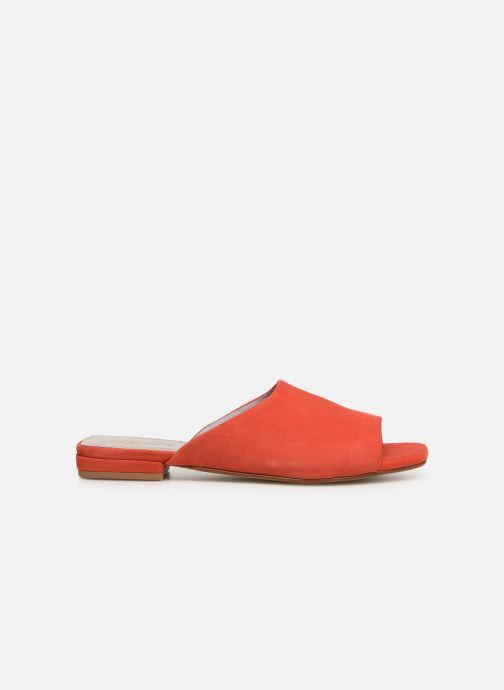 Zuecos Vagabond Shoemakers Becky 4508-040 Naranja vistra trasera