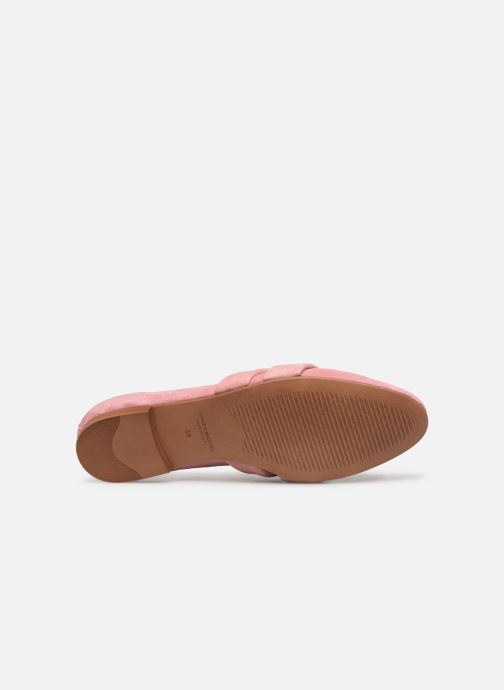 Mocassins Vagabond Shoemakers Eliza 4518-240 Roze boven