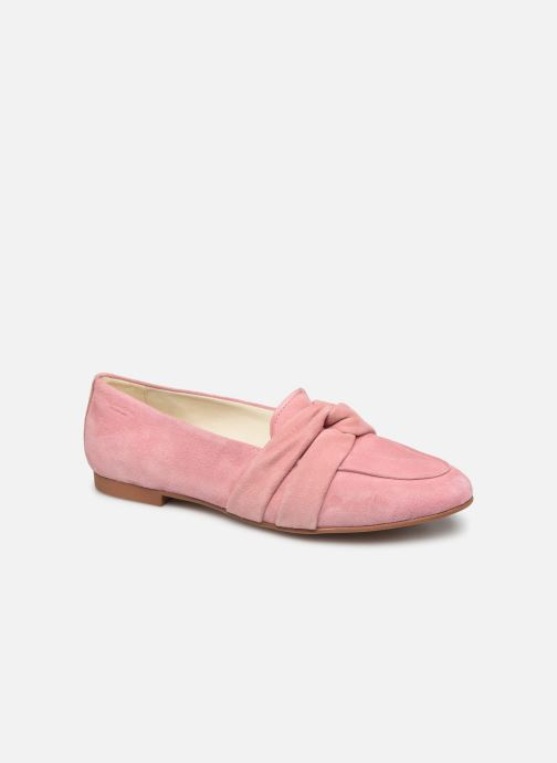 Loafers Vagabond Shoemakers Eliza 4518-240 Pink detailed view/ Pair view