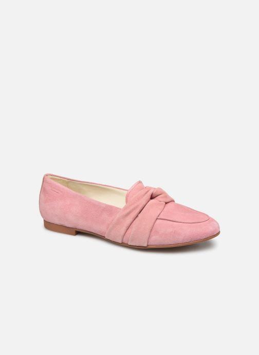Mocassins Vagabond Shoemakers Eliza 4518-240 Rose vue détail/paire