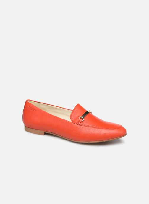 Loafers Vagabond Shoemakers Eliza 4518-301 Red detailed view/ Pair view