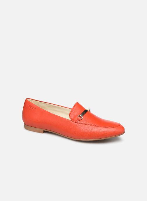 Mocassins Vagabond Shoemakers Eliza 4518-301 Rouge vue détail/paire