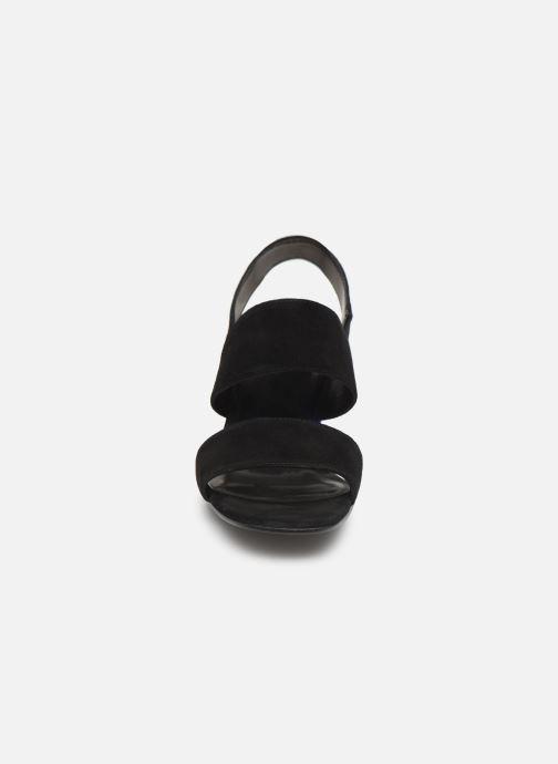 Sandales et nu-pieds Vagabond Shoemakers Saide 4535-240 Noir vue portées chaussures