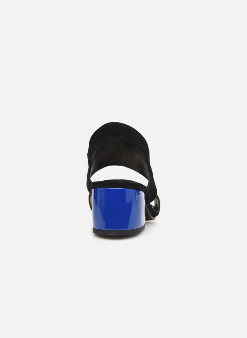 Sandalias Vagabond Shoemakers Saide 4535-240 Negro vista lateral derecha
