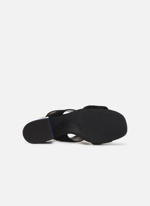 Sandales et nu-pieds Vagabond Shoemakers Saide 4535-240 Noir vue haut