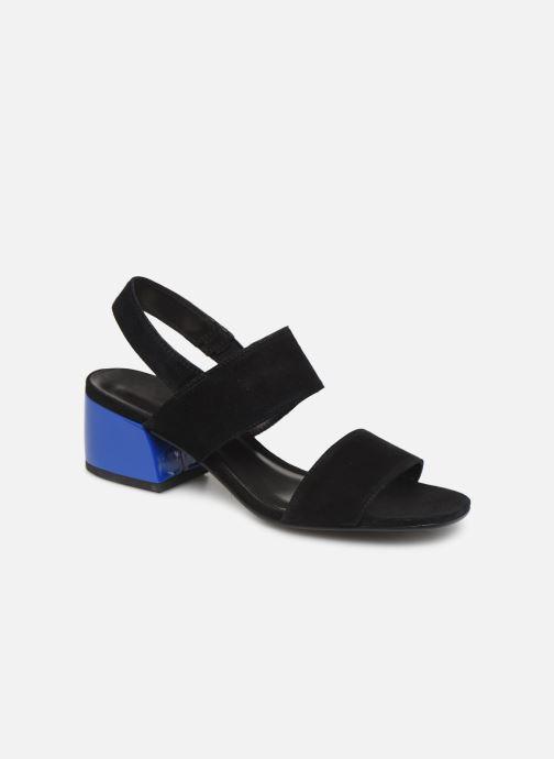 Sandales et nu-pieds Vagabond Shoemakers Saide 4535-240 Noir vue détail/paire