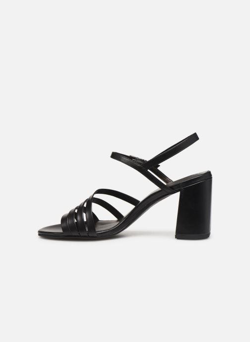 Sandales et nu-pieds Vagabond Shoemakers Cherie 4539-001 Noir vue face