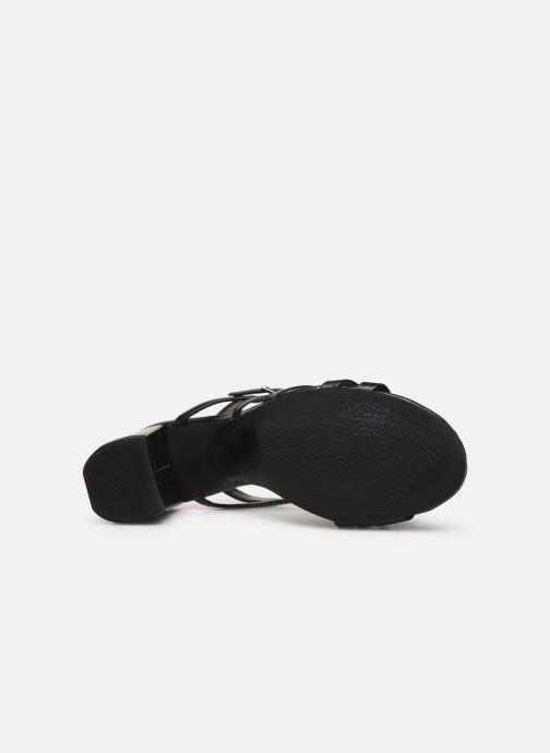 Sandales et nu-pieds Vagabond Shoemakers Cherie 4539-001 Noir vue haut