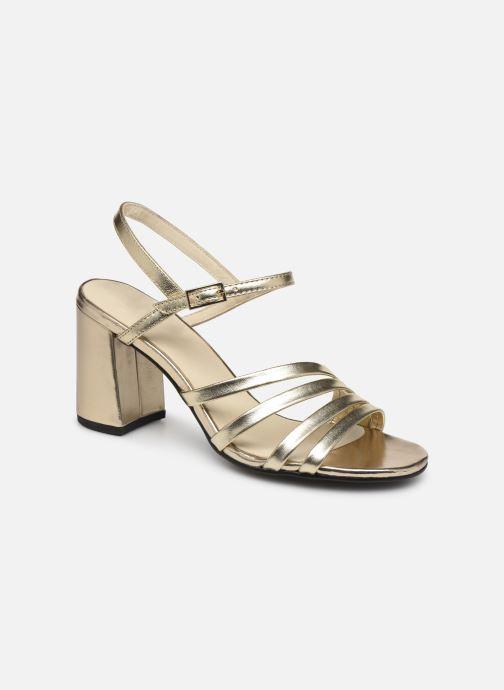 Sandalias Vagabond Shoemakers Cherie 4539-083 Oro y bronce vista de detalle / par