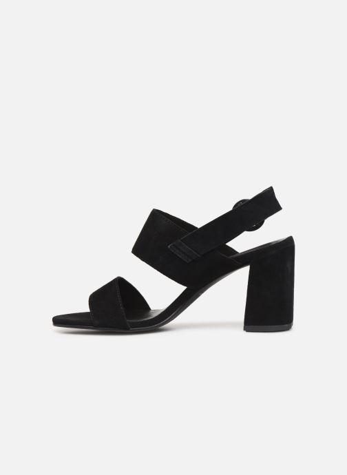 Sandales et nu-pieds Vagabond Shoemakers Cherie 4539-140 Noir vue face