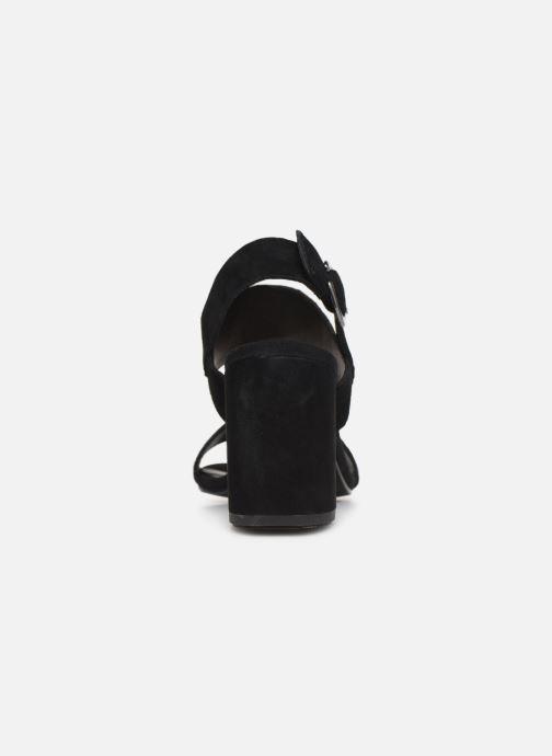 Sandales et nu-pieds Vagabond Shoemakers Cherie 4539-140 Noir vue droite
