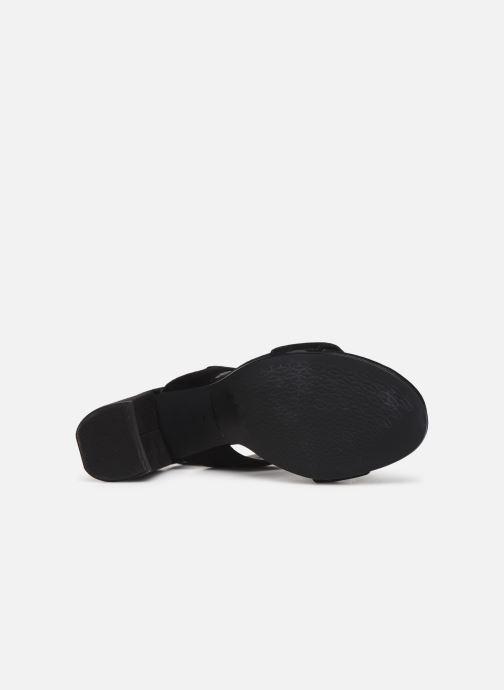 Sandales et nu-pieds Vagabond Shoemakers Cherie 4539-140 Noir vue haut