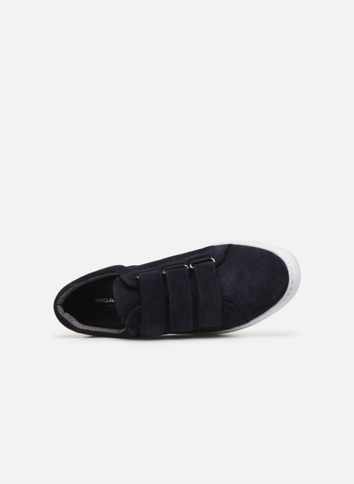 Baskets Vagabond Shoemakers Paul 4583-040 Bleu vue gauche