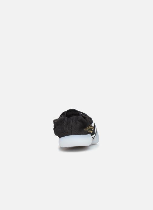 Baskets adidas originals Taekwondo Team W Noir vue droite