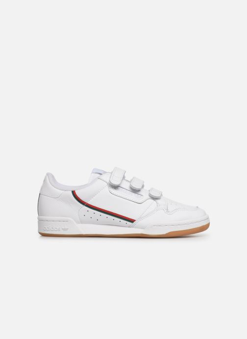 Sneakers adidas originals Continental 80 Strap Wit achterkant