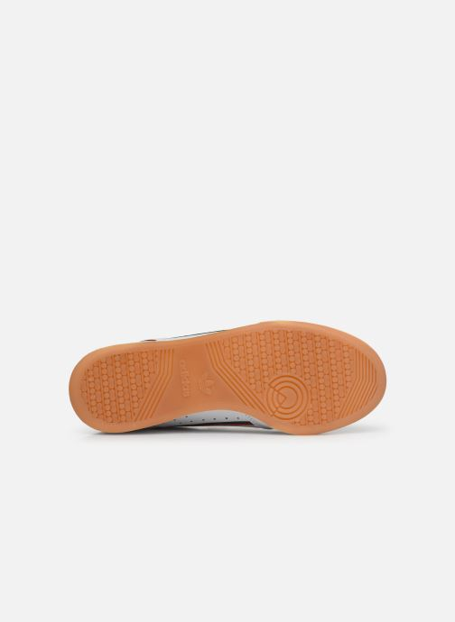 Sneakers adidas originals Continental 80 Strap Wit boven