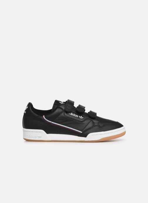 Sneakers adidas originals Continental 80 Strap Sort se bagfra