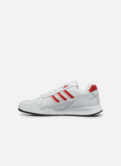 Baskets adidas originals A.R. Trainer M Blanc vue face