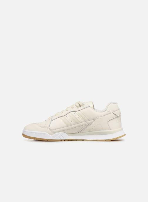 Sneakers adidas originals A.R. Trainer M Bianco immagine frontale