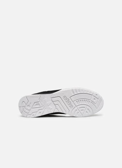 Baskets adidas originals A.R. Trainer M Noir vue haut