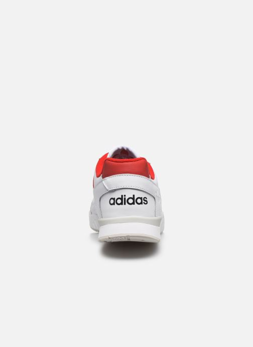 Sneakers adidas originals A.R. Trainer M Bianco immagine destra
