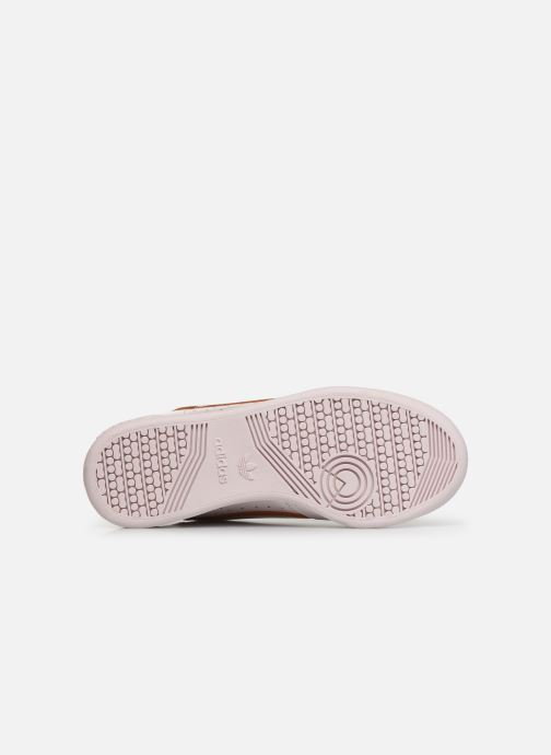 Sneakers adidas originals Continental 80 Strap W Roze boven