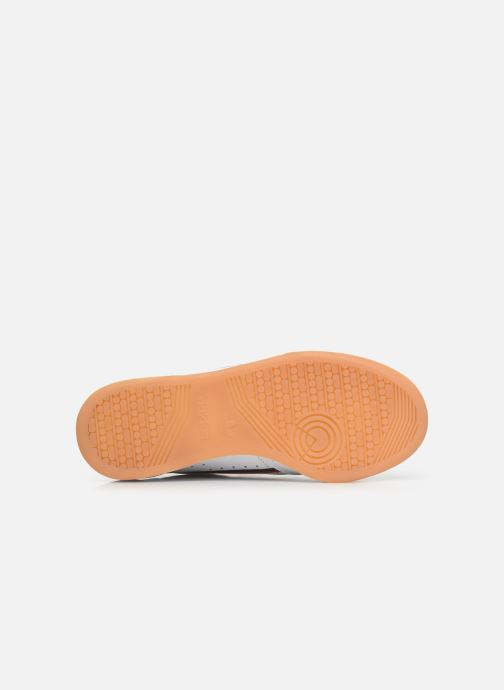 Sneakers adidas originals Continental 80 Strap W Wit boven
