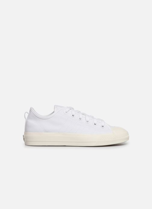 Sneakers adidas originals Nizza RF W Wit achterkant