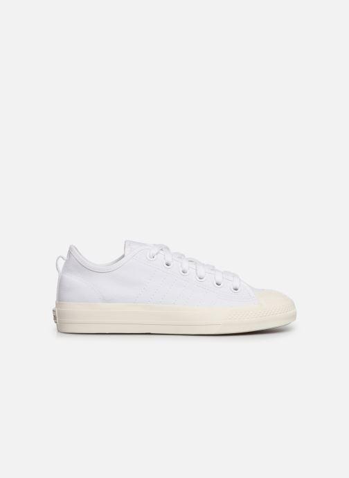 Sneakers adidas originals Nizza RF W Bianco immagine posteriore