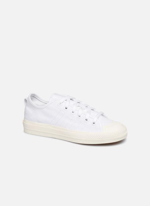 Sneaker adidas originals Nizza RF W weiß detaillierte ansicht/modell