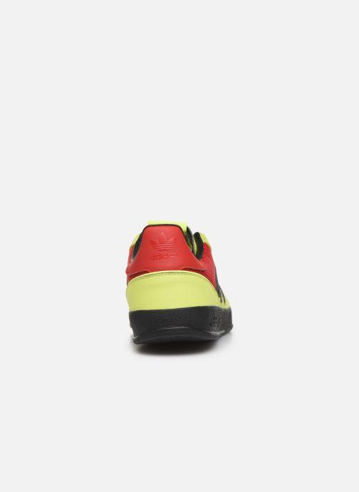 Sneakers adidas originals Sobakov P94 Giallo immagine destra