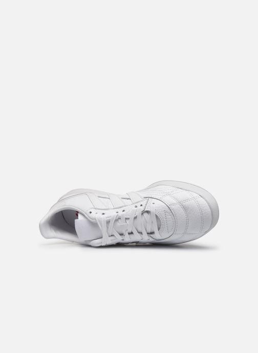 Baskets adidas originals Sobakov P94 Blanc vue gauche