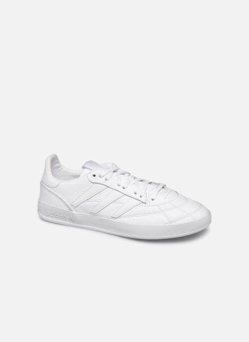 Baskets adidas originals Sobakov P94 Blanc vue détail/paire