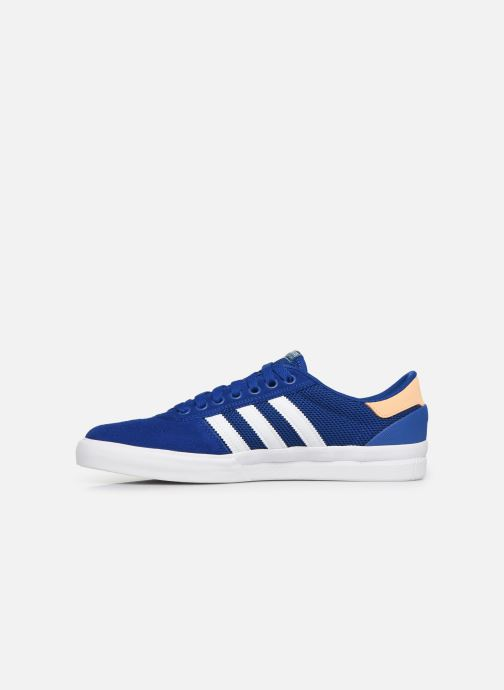 Baskets adidas originals Lucas Premiere Bleu vue face