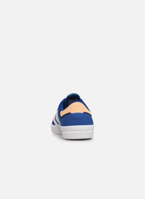 Baskets adidas originals Lucas Premiere Bleu vue droite