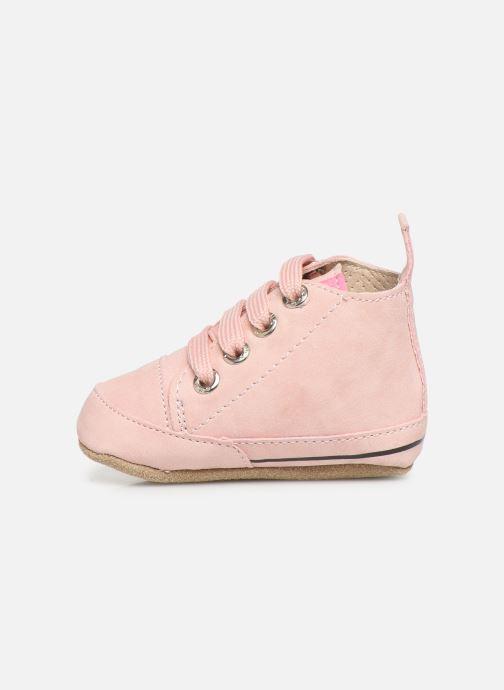 Chaussons Shoesme Jale Rose vue face