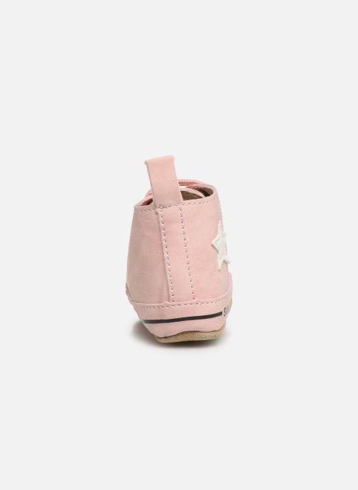 Chaussons Shoesme Jale Rose vue droite