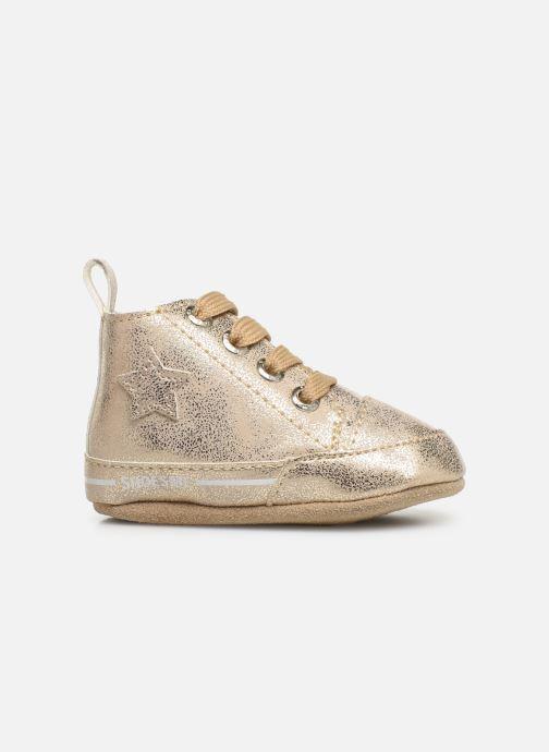 Chaussons Shoesme Jale Or et bronze vue derrière