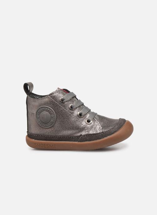 Boots en enkellaarsjes Shoesme Milo Zilver achterkant