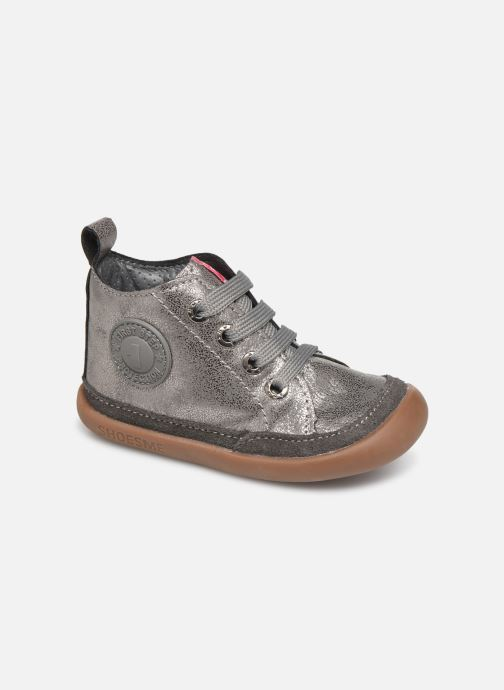Boots en enkellaarsjes Shoesme Milo Zilver detail
