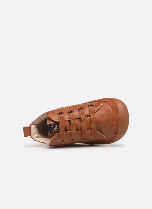 Bottines et boots Shoesme Michel Marron vue gauche