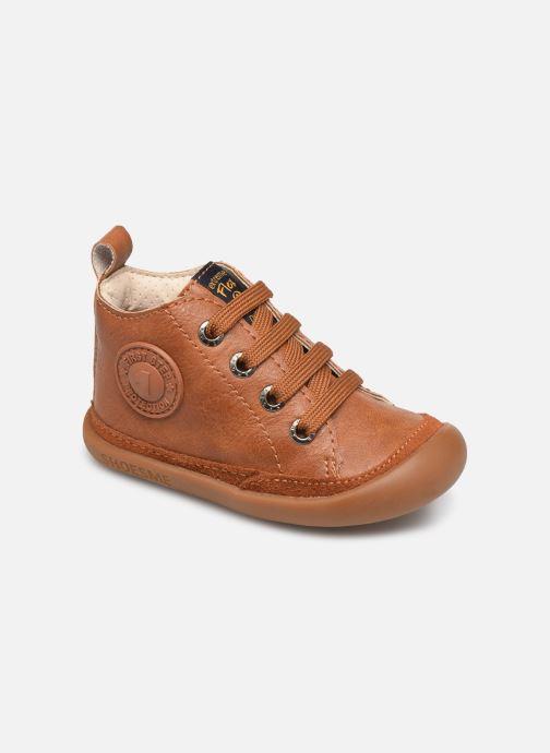 Bottines et boots Shoesme Michel Marron vue détail/paire