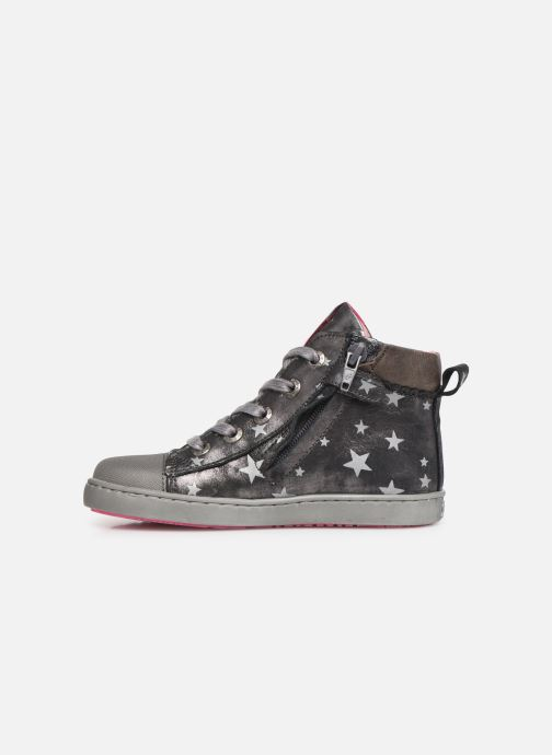 Sneakers Shoesme Anette Zilver voorkant